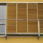 Schiebeläden Galerie Standard