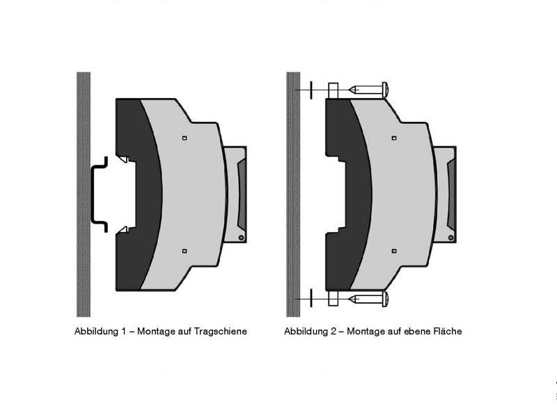 Anschlussplan – 24V Reiheneinbaugerät – Backhaus Bauelemente